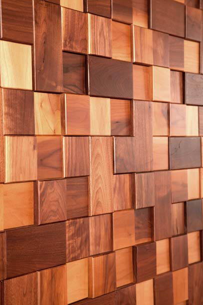 Everitt Schilling Wood Tiles