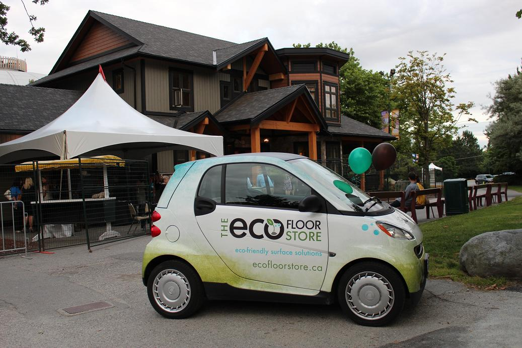 Eco Floor Store Smart Car