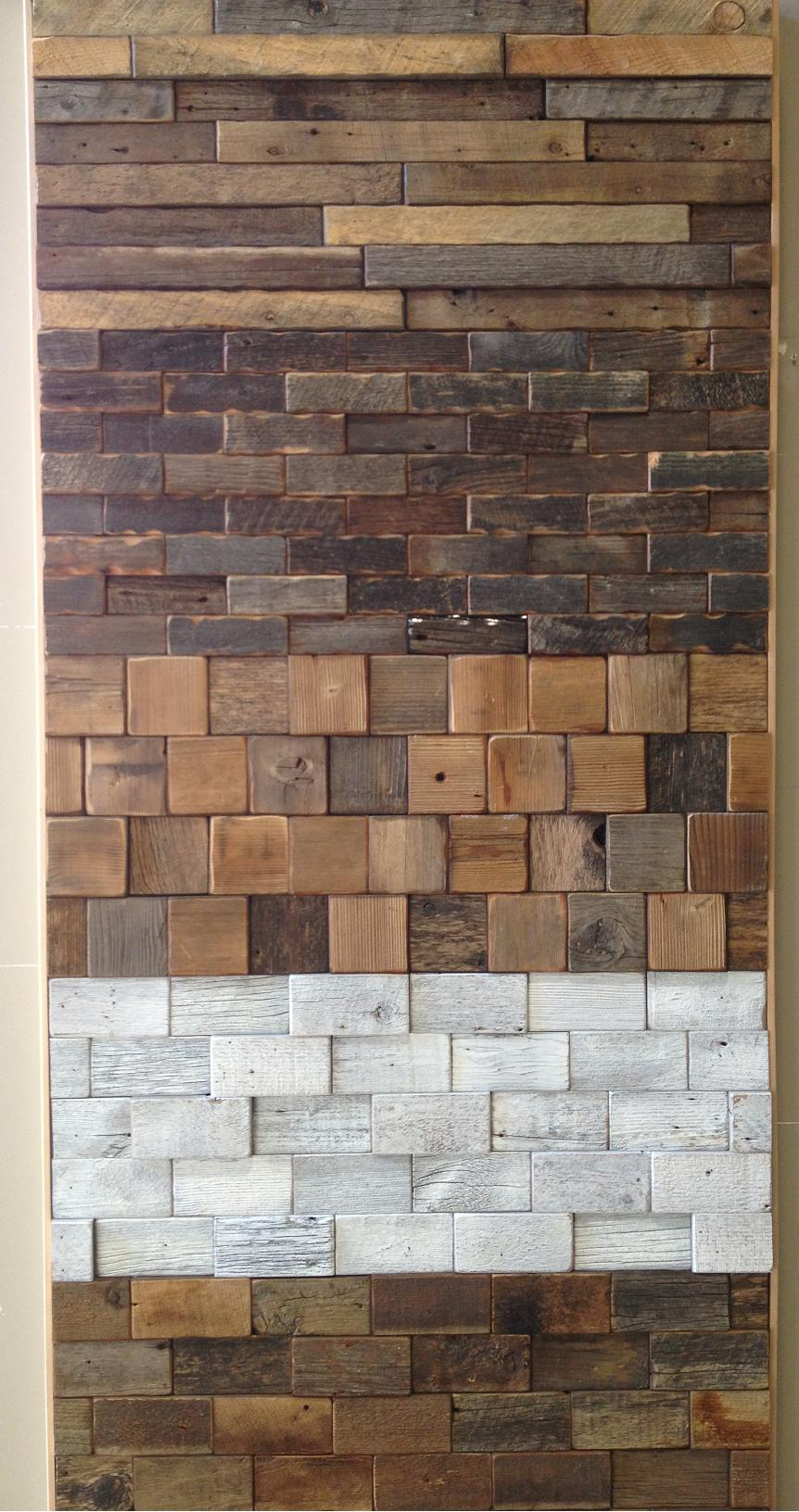 Everitt & Schilling Wood Wall Tiles | The Eco Floor Store