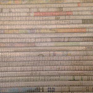 Recycled Newspaper - Newsprint Wallpaper