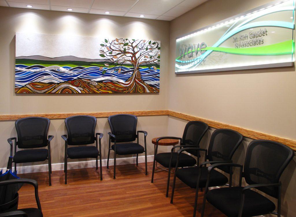 Wave Dental - Yapes Paints - White Rock, BC