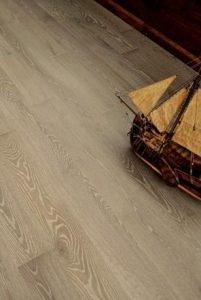 Coswick Floors Grey Cashmere Silk Oil White Oak
