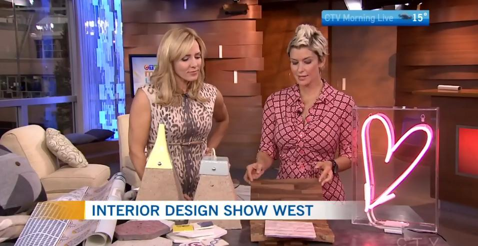 Amanda Forrest on CTV Morning Live