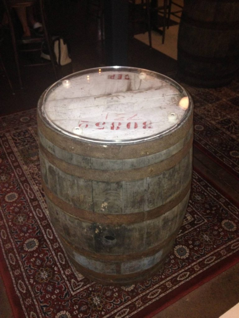 Bourbon Barrels, London Bull, Langley, BC