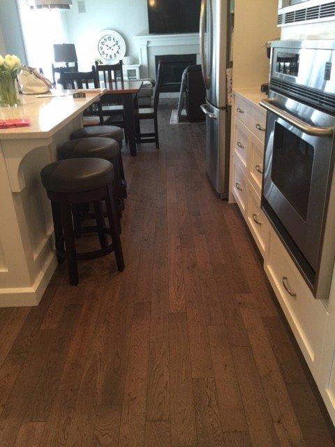 Engineered Hardwood Floors in Langley