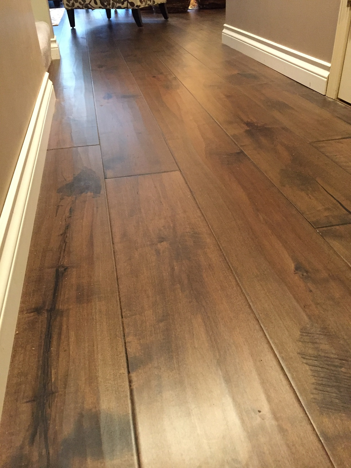 For the holidays engineered hardwood eco floor store for Flooring installation