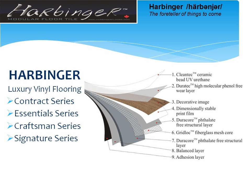 Harbinger Vinyl Floors
